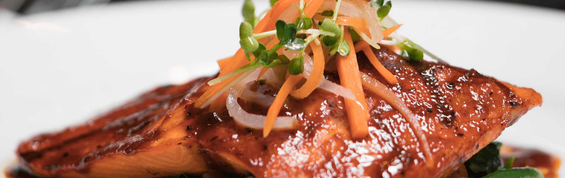 seafood restaurant website design