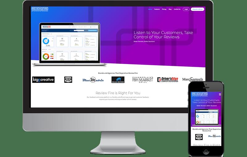 Custom Application Website Development and Design