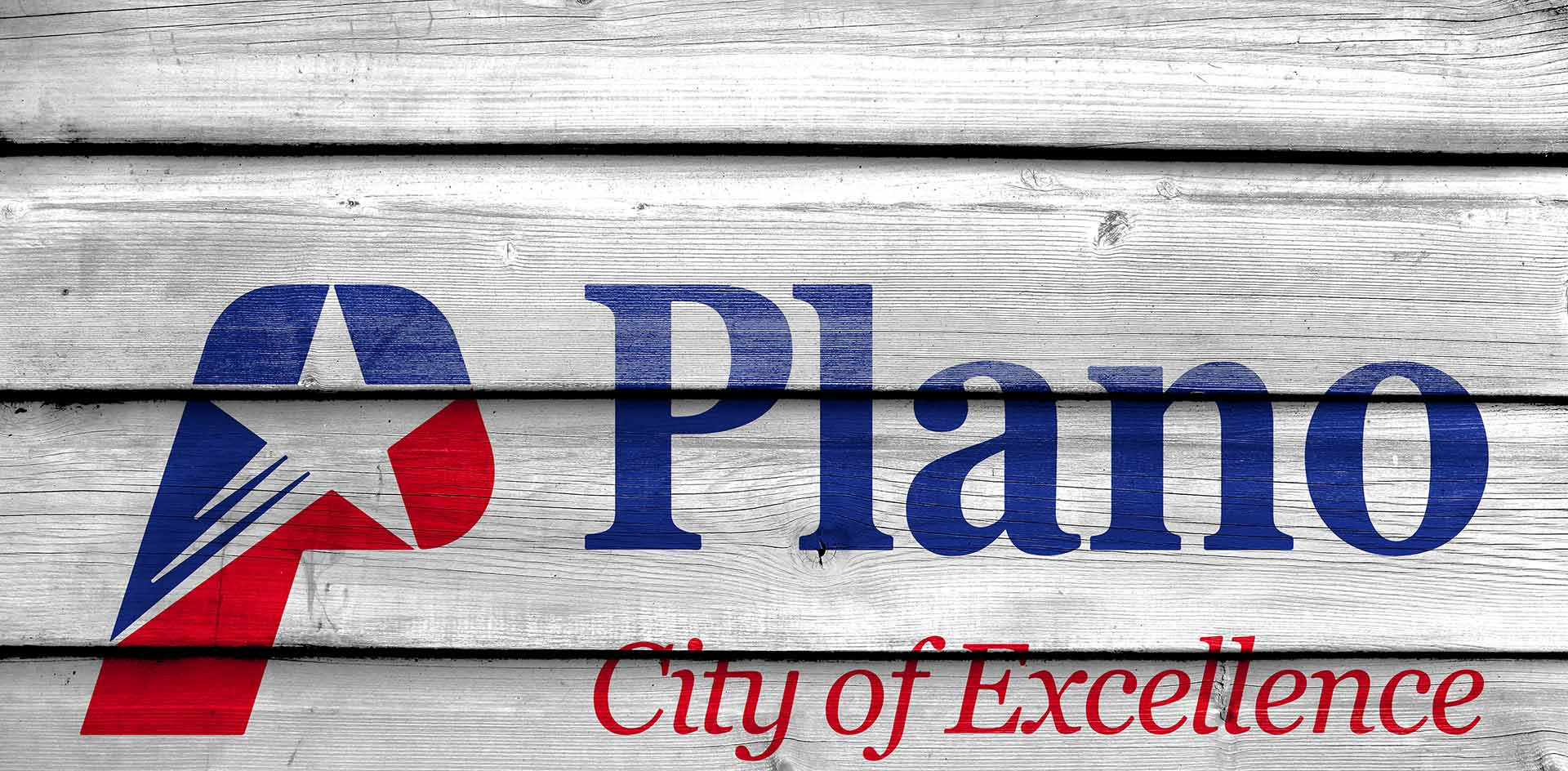Plano TX city of excellence banner WordPress