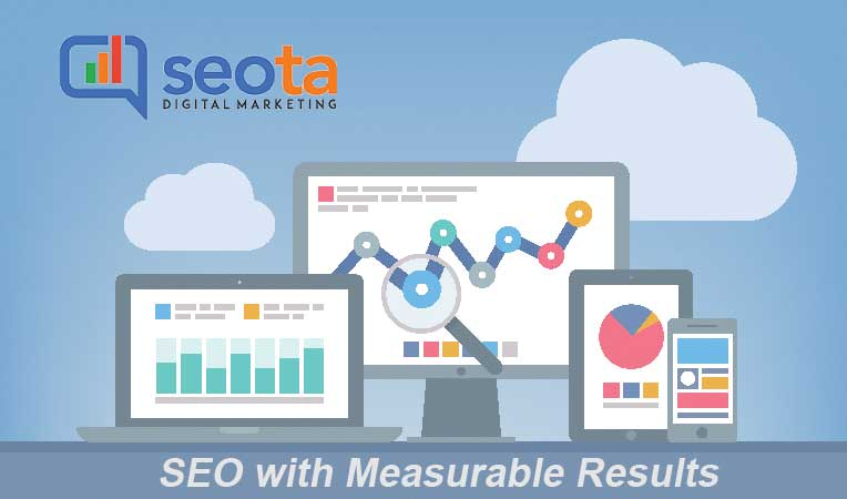 SEO Company Measure Results