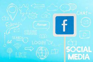 social media marketing icons Facebook & Instagram
