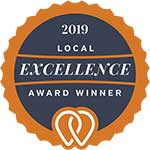 Local Excellence Award UpCity