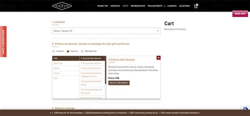 Custom built Gift Card plugin for Woo