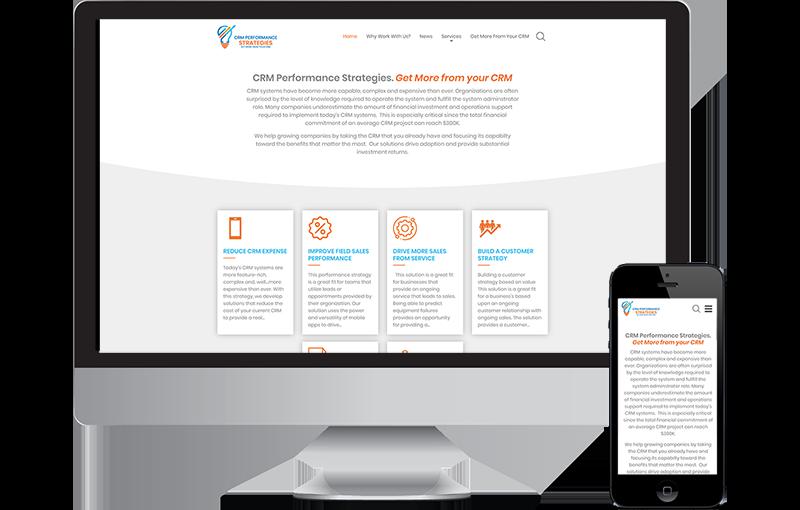 CRM Consulting Web design by Seota Digital Marketing Frisco TX