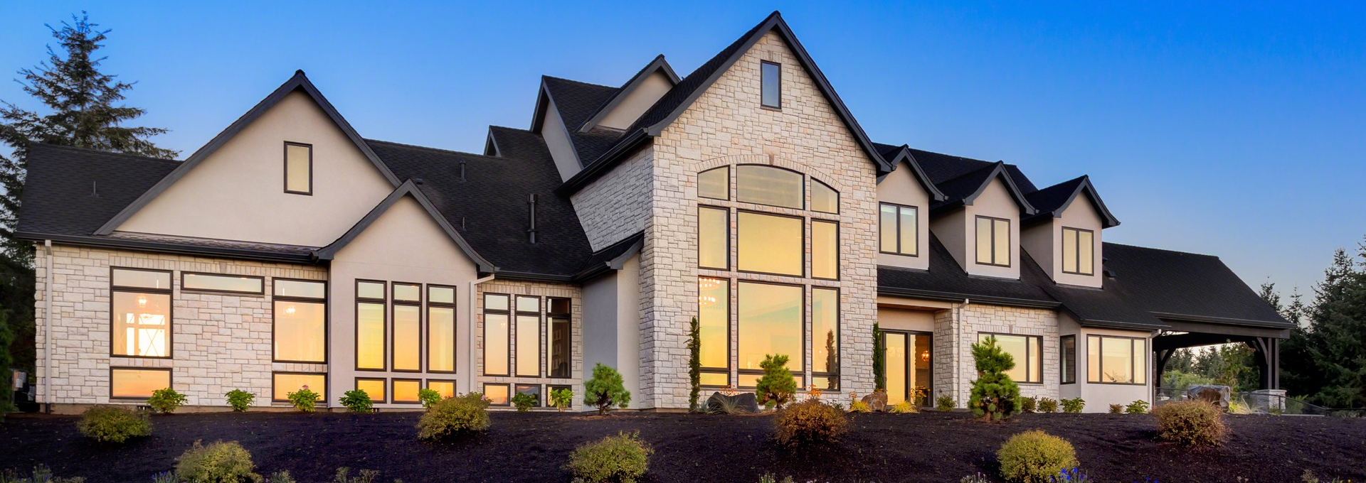 home appraisal website design banner