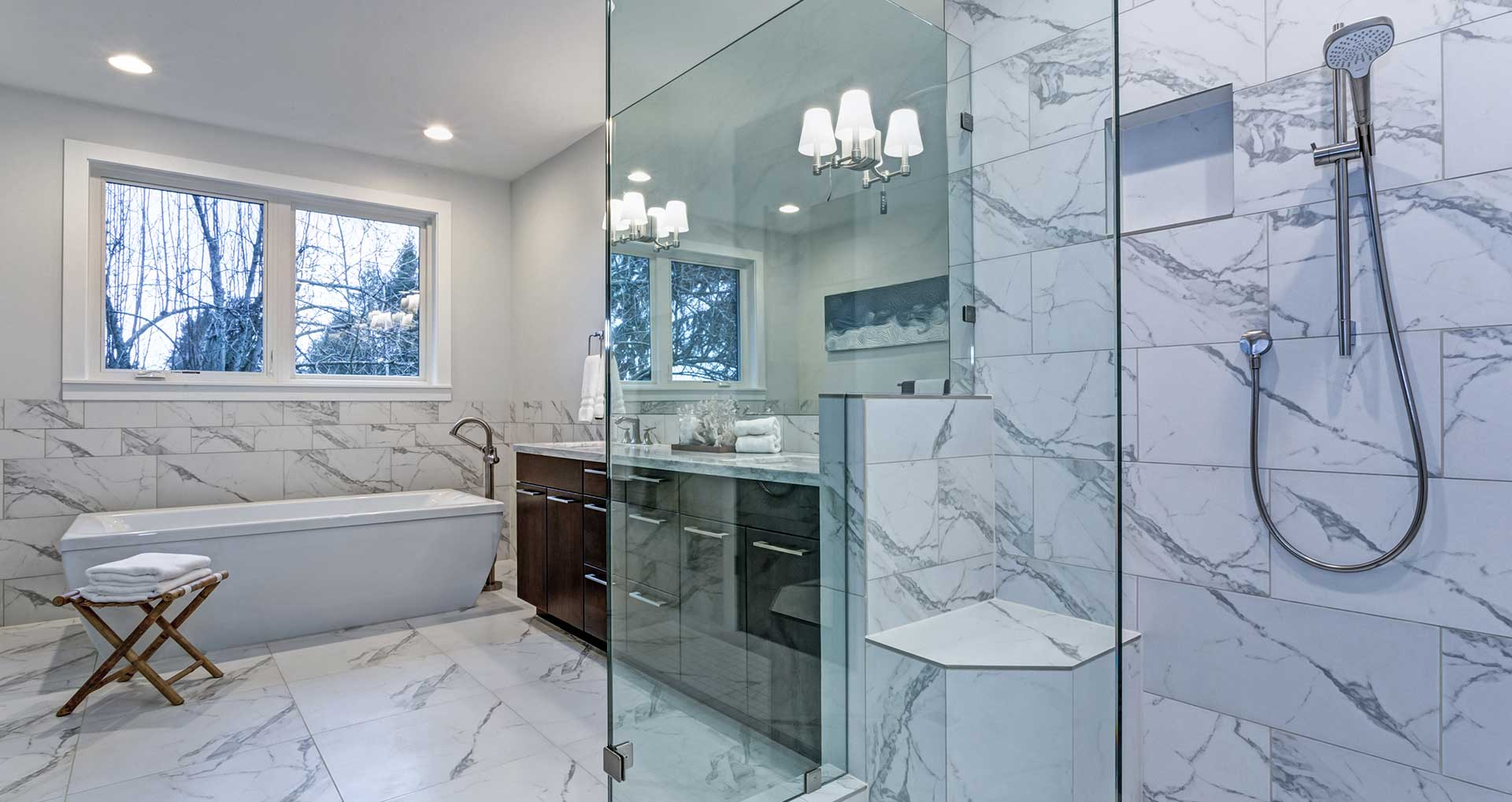 Shower Remodeling Picture - Seota Digital Marketing Frisco, TX - Dallas, TX