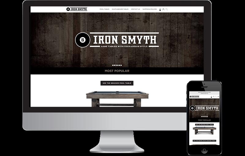 eCommerce Website Design Phoenix AZ