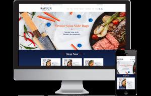 Shopify for Cooking eCommerce by Seota Digital Marketing Frisco TX - Phoenix AZ - Dallas TX