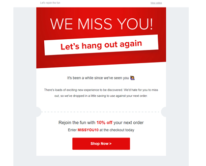 Send Pulse email marketing