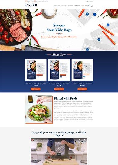 Shopify Web Design Project by Seota